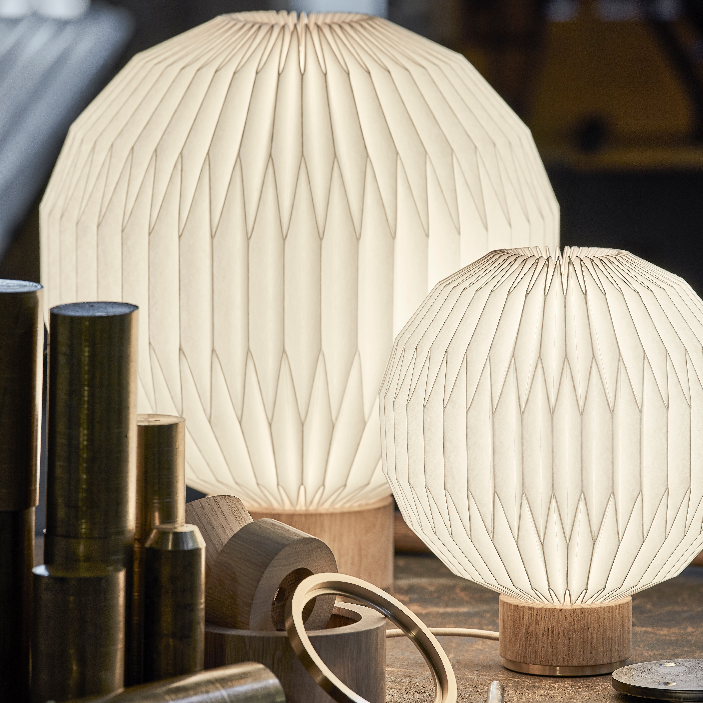 Based On The Iconic Lamp By Danish Designer Esben Klint 375m And 375s Table Lamp Design For Le Klint Interior 3000