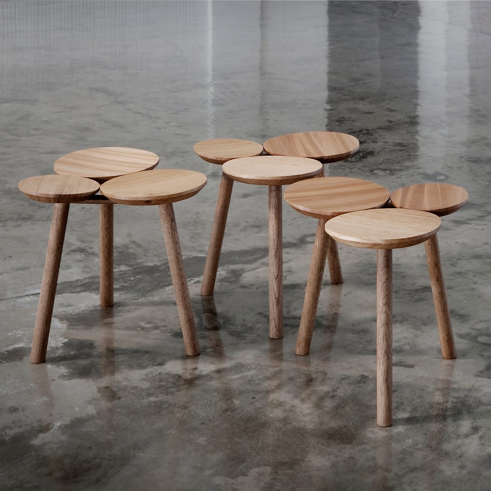 Phenomenal The Beauty Of Individuality The Wooden July Stool Design Caraccident5 Cool Chair Designs And Ideas Caraccident5Info